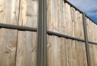 Balnarring Beach Lap and cap timber fencing 2